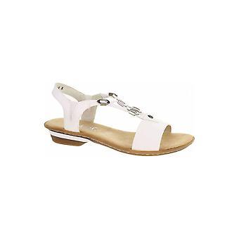 Rieker 6345380 universellsommer kvinner sko