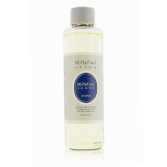 Millefiori Via Brera Fragrance Diffusor Refill - Cristal - 250ml/8,45 oz