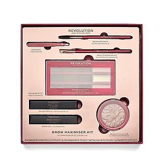 Giftset make-up Revolution brow Maximiser Kit