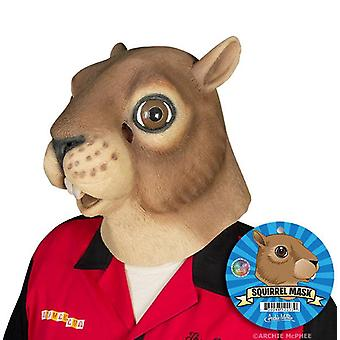 Cosplay - Archie McPhee - Mask - Squirrel Costume Head Face 12293
