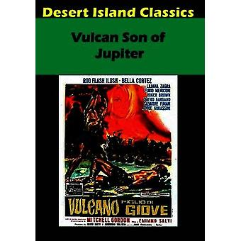 Import USA Vulcan fils de Jupiter [DVD]