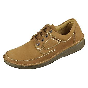 Clarks Nature II Birch Nubuk 1006498 universal all year men shoes