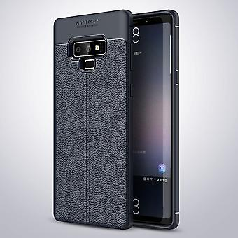 For Samsung Galaxy Note 9 Case,TPU Shockproof Slim Back Mobile Phone Cover,Navy