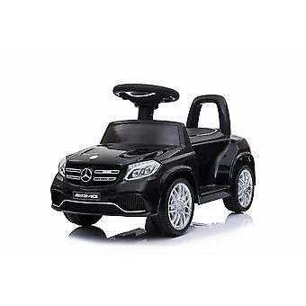 Licensed Mercedes Benz GLS63 Foot to Floor Electric Ride on Car Black