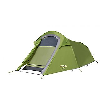 Vango Soul 200 2 Person Adventure Tunnel Tent Treetop Green