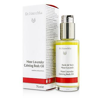 Dr. Hauschka Moor Lavender Calming Body Oil  - Soothes & Protects - 75ml/2.5oz
