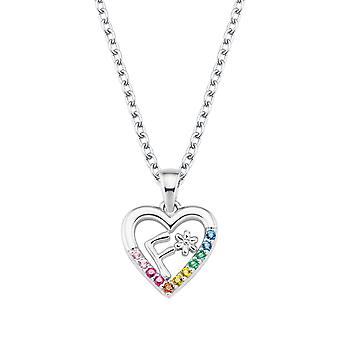 Princess Lillifee Kids Necklace Silver Letter Necklace F Girls 2027881