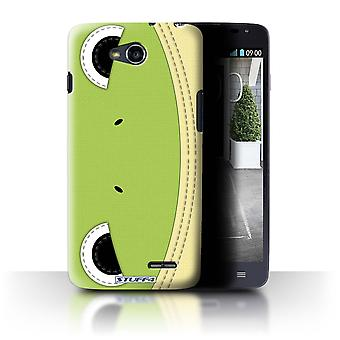 STUFF4 Case/Cover for LG L90/D405/Frog/Animal Stitch Effect
