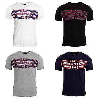 Ben Sherman Mens 1963 T-Shirt