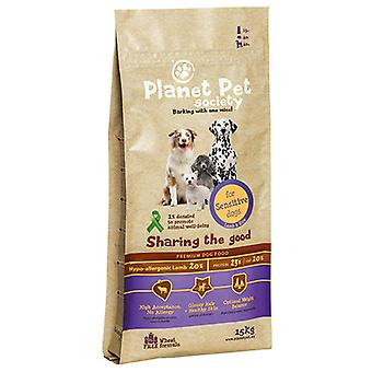 Planet Pet Pienso Sensitive de Cordero y Arroz (Dogs , Dog Food , Dry Food)