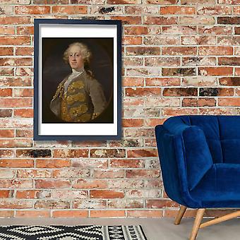William Hogarth - William Cavendish Poster Print Giclee