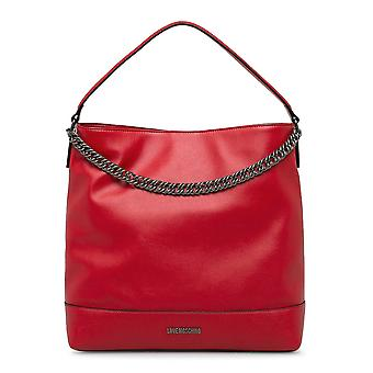 Love Moschino Original Women Fall/Winter Shoulder Bag - Red Color 40545