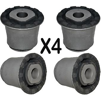 2 Pairs Of Rear Left & Right Subframe Bush Bushes For Ford Mondeo Mk3 (2000-2007) 1404976