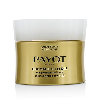 Body elixir gommage or elixir enhancing gold body scrub 215370 200ml/6.7oz