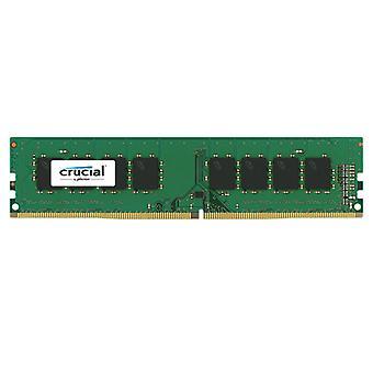 RAM-muisti ratkaiseva CT8G4DFS824A 8 gt 2400 MHz DDR4-PC4-19200