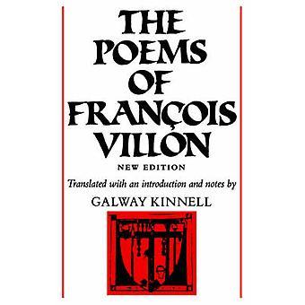 The Poems of Francois Villon by Francois Villon - 9780874512366 Book