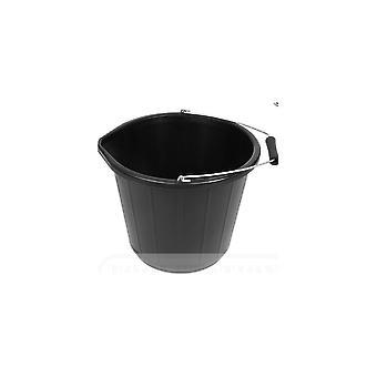 Faulks Standard 3 Gallon Waterbucket avec lèvre