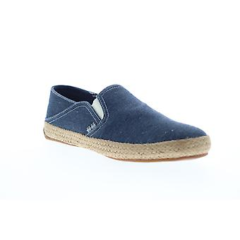 Ben Sherman Prill Heel Slip  Mens Blue Canvas Lifestyle Sneakers Shoes