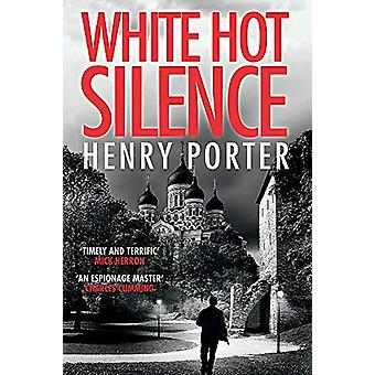 White Hot Silence - an absolutely gripping read from the winner of the