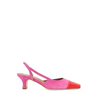 Paris Texas Px201xsacagfucsia Women's Pink Leather Sandals