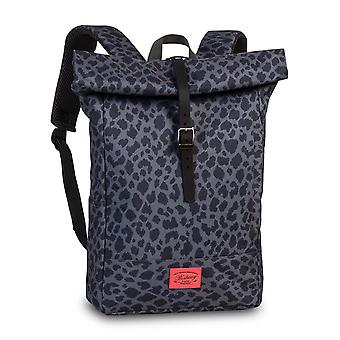 Fabrizio Best Way Stay Wild Backpack 41 cm, Gris