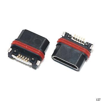 יציאת USB DC טעינה שקע שקע מחבר עבור Sony Xperia Z5 קומפקטית