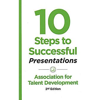 10 Steps to Successful Presentations by ATD - 9781950496334 Book