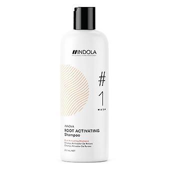 Indola racine activant shampooing 300ml