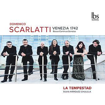 Venezia 1742 [CD] USA import