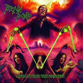 Menace From The Sickness [CD] USA import