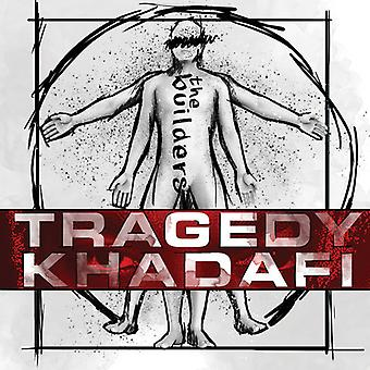Tragedy Khadafi - The Builders [CD] USA import