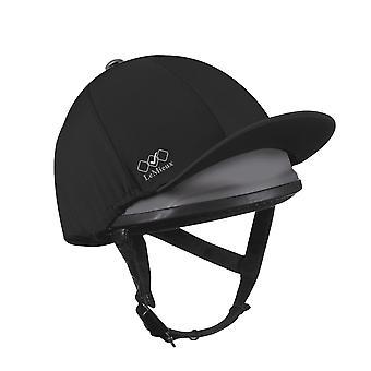 LeMieux Lemieux Pro Mesh Hat Silk - Preto