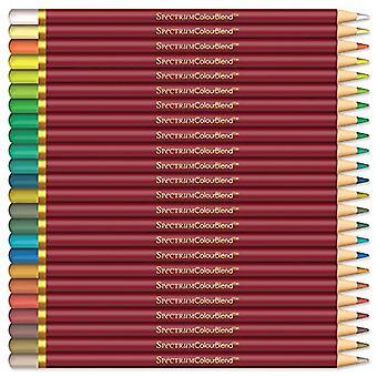 Spectrum Noir Spectrum Colourblend Pencils Naturals (24pc) (SPECCB-NAT24)