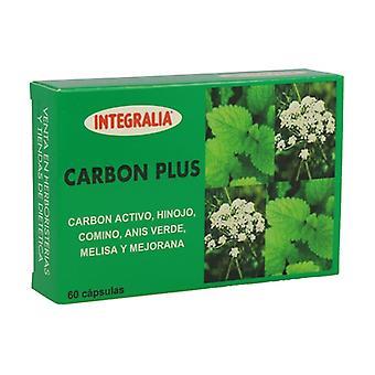 Carbon Plus 60 capsules (400mg)