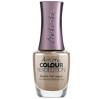 Artistic Colour Revolution Profesisonal Reactive Hybrid Nail Lacquers - Serenity (2303133) 15ml