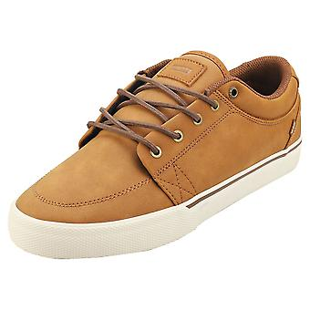 Globe Gs Mens Casual Trainer in Sand