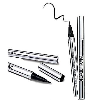 Black Long Lasting Eyeliner Pencil - Waterproof, Smudge Proof, Cosmetic Beauty