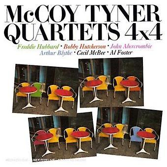 McCoy Tyner - 4 X 4 [CD] USA import