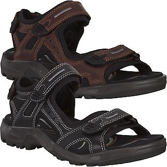 Ecco Mens Offroad Yucatan Outdoor Trail Walking Hiking Sandals Shoes