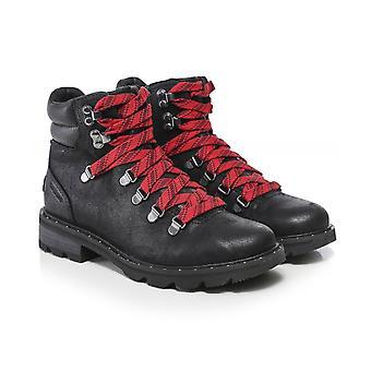 Sorel Lennox Leather Hiker Boots