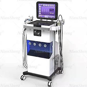 12 In1 Multi -function Hidrofacial Maquina Hydra Microdermabrasion Oxygen Facial Machine