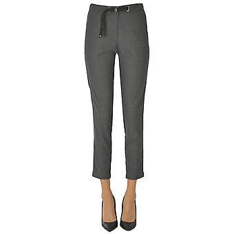 White Sand Ezgl429014 Women's Grey Polyester Pants