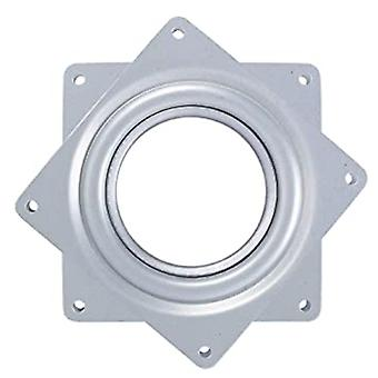 95mm Steel  Swivel Plate Bearing For Table, Cabinet, Diy Mechanical Projects