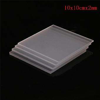 High Quality Plastic, Transparent  Acrylic Perspex Sheet/board/panel