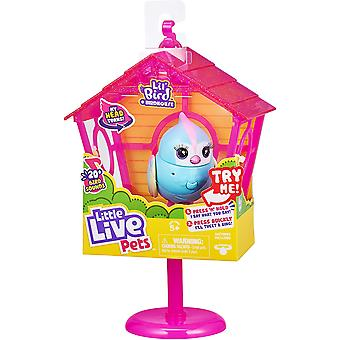 Little Live Pets Sweet Tweets Bird House