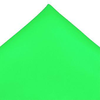 Bånd Planet Plain Light Grøn Lomme Firkantet lommetørklæde