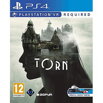 Torn Play Station VR PS4 Game