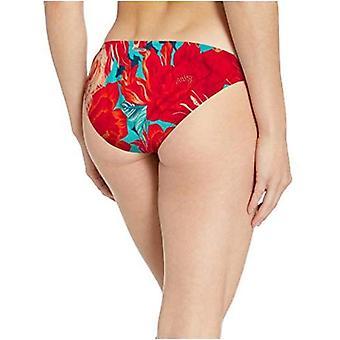 Body Glove Women's Flirty Surf Rider Bikini Bottom Swimsuit, Allure True Red ...