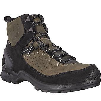 Ecco Mens Biom Terrain Mid Rise GORE-TEX Wanderwanderweg Stiefel Schuhe