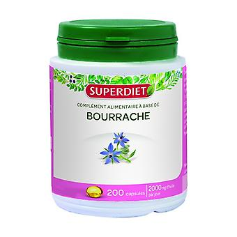 Borage oil 200 capsules